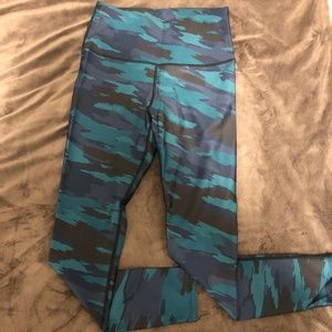 Soul by SoulCycle Camo Printed Legging
